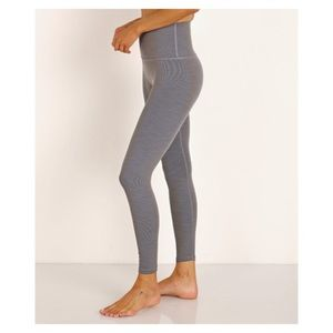 NWT Beyond Yoga high waisted ribbed midi legging